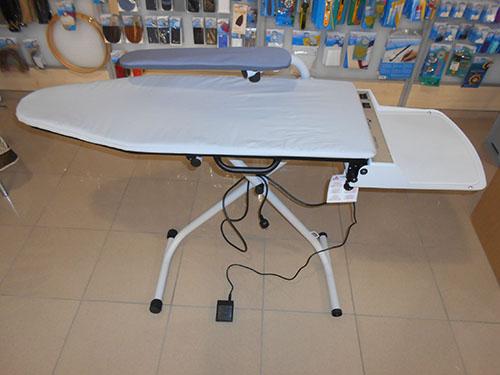 Table repasser aspirante chauffante et souflante confort plus maison de la machine - Table a repasser sur table ...