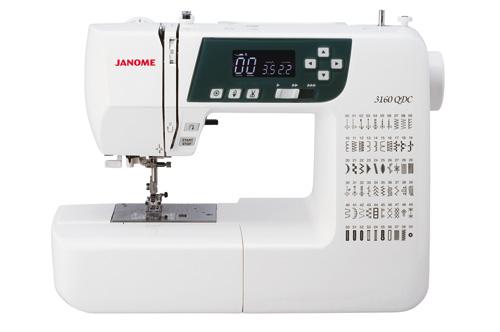 Machine à coudre Janome