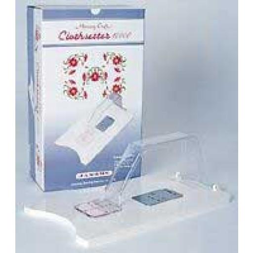 Clothsetter Janome 10000 (positionneur)