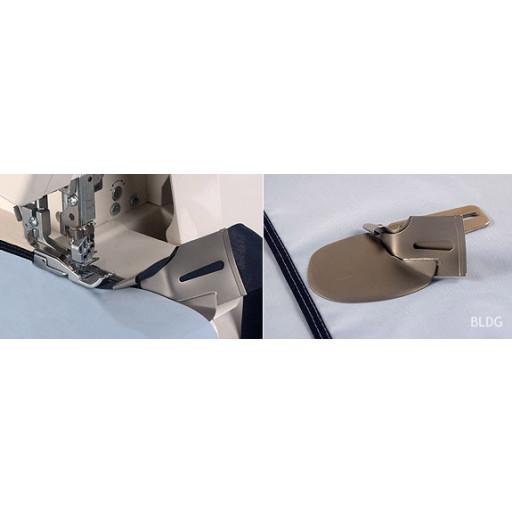 Pose-biais double-pli (Entrée 28 mm / sortie 7mm) Baby Lock - B0421S03A
