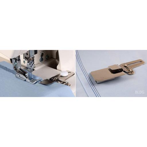 Pose-biais pli unique avec râtelier de guidage 40 mm D13-3-15E