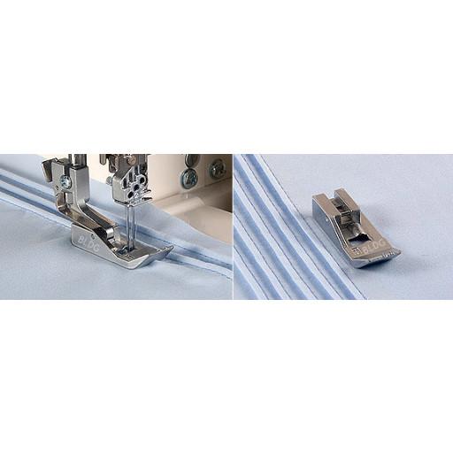 Pied pour nervures et cordon de serrage B5002-06A-C