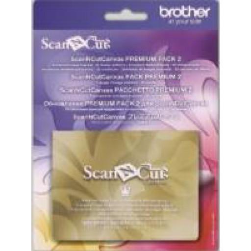 Pack Premium 1 pour ScanNCut - 125 motifs [CACVPPAC1]