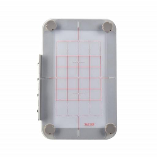 Cadre à broder magnétique adaptable 100 x 170 mm - pour Brother NV 900, 950, 955, M240ed et M280d EN STOCK !