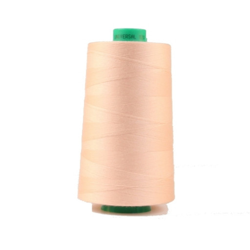 Cône de fil à coudre ackermann 5000 m couleur nr. 0710 rose clair made in europe