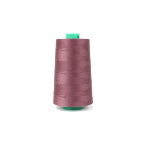 Cône de fil à coudre ackermann 5000 m couleur nr. 0817 mauve foncé made in europe
