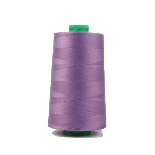 Cône de fil à coudre ackermann 5000 m couleur nr. 7221 mauve clair made in europe