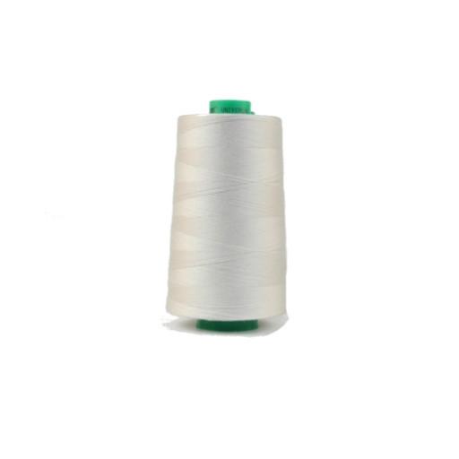 Cône de fil à coudre ackermann 5000 m couleur nr. 8097 gris très clair made in europe