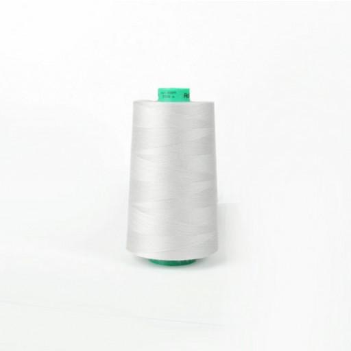 Cône de fil à coudre ackermann 5000 m couleur nr. 8099 gris clair made in europe