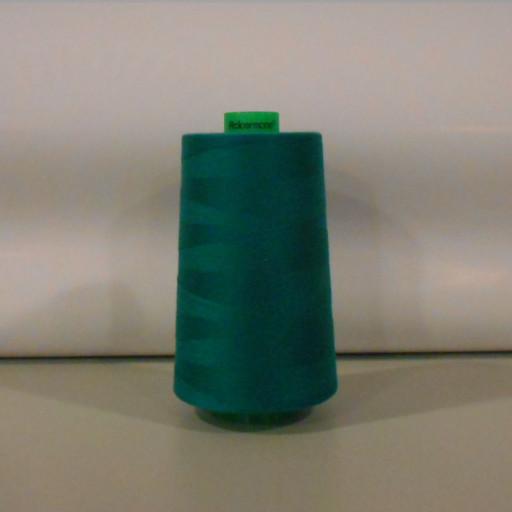Cône de fil à coudre ackermann 5000 m couleur nr. 0841 vert made in europe