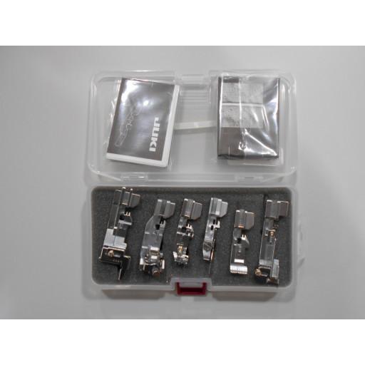 Kit de 6 pieds Juki pour modèles : MO-1000 et MO-2000