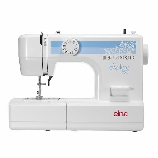 Elna eXplore 150 + Lot d'Accessoires | Garantie 5 ans | En stock !