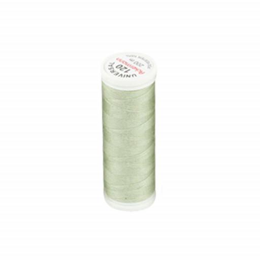 1 bobine de Fil à coudre vert d'eau couleur 0872 - 200m - Ackermann