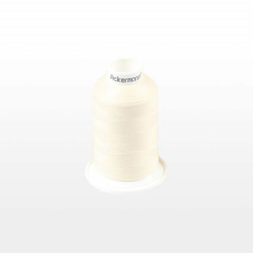 Cône de fil mousse ACKERMANN 1000m - Couleur 5209 BEIGE CLAIR