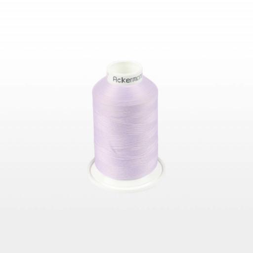 Cône de fil mousse ACKERMANN 1000m - Couleur 5510 LILA CLAIR