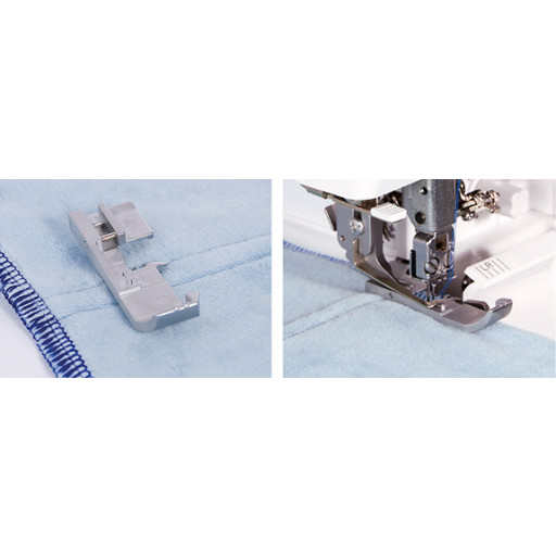 Pied à semelle plate Baby Lock - B5001T02B-C