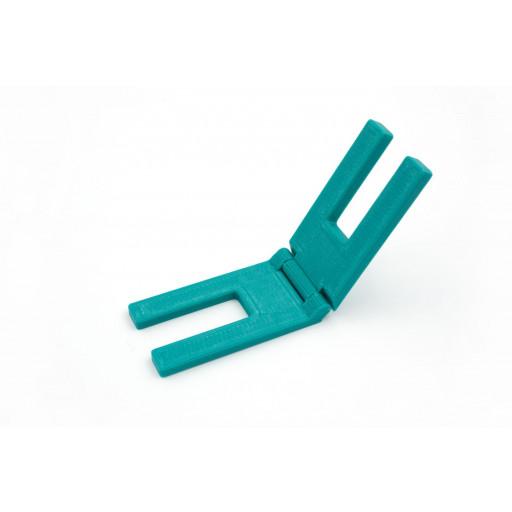 Fourche à jeans - Couleur : Turquoise