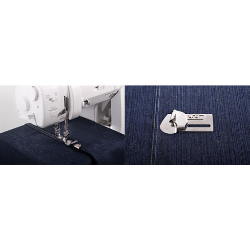 """Guide ourleur pour couture rabattue 1/4"""" - Baby Lock - B0-75001"""