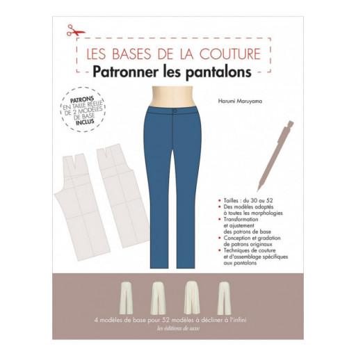 Les bases de la couture : Patronner les pantalons