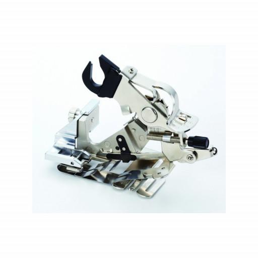 Pied Plisseur - Ruffler (RF) - Machine à coudre Janome 5 à 7 mm