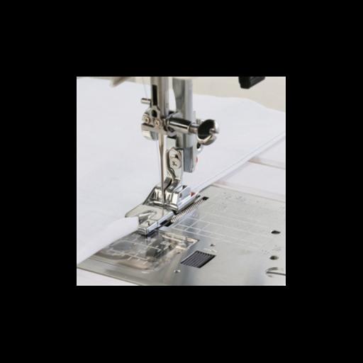 Pied ourlet roulotté - Machine Janome 5 mm