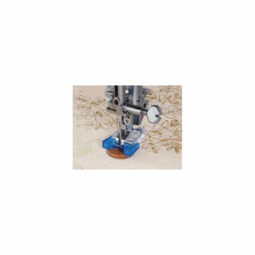Janome Pied pose bouton (T) - Machine de 5 mm