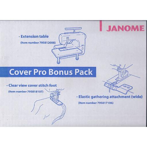 Kit Cover pour janome 1000 cpx et 2000 cpx