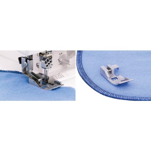 Pied pour coudre des courbes en métal Baby Lock - MO-36034