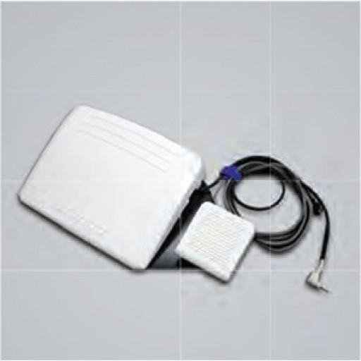Dispositif pédale coupe-fil elna 680, 730, 760, 780,  850, 860, 900, 920 janome S5, S7, S9, 8200, 8900, 9400, 9900, 15000