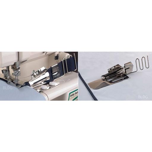 Pose biais double pli avec râtelier de guidage 36 mm Baby Lock - D13-4-10E