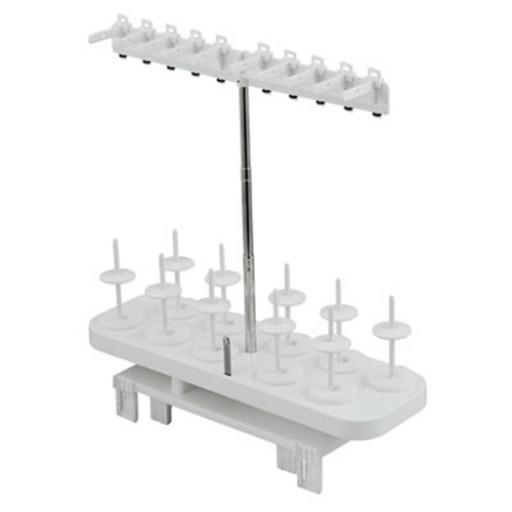 Porte multi-bobine x 10 pour brother XV ET V [TS5 - XF4175001]
