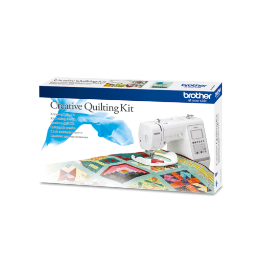 Kit quilting Brother QKM2 pour M280D, A16, A50, A60, A80, A150