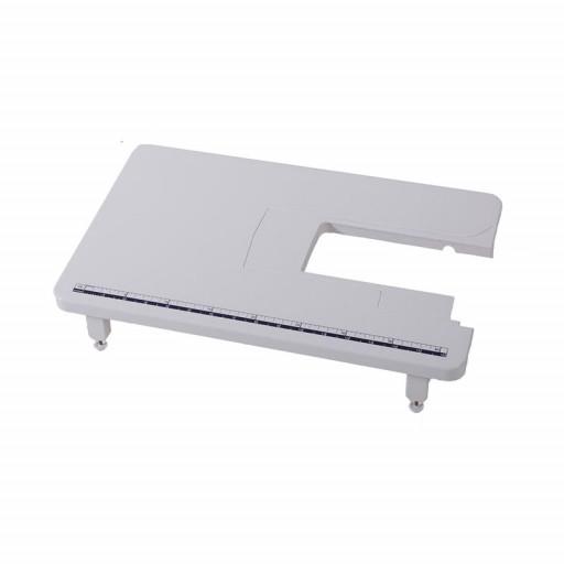 Table d'extension/allonge brother WT7 adaptable pour série BC2100, BC2300, ES2000, BM2600, BM3500, XL2600, XL2100, CS10, CS70, KD40, FS40