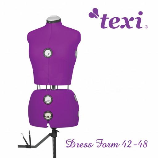 TEXI Mannequin taille L réglable 42-48 EN STOCK !
