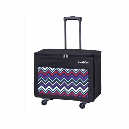 Trolley/sac de transport pour ScanNCut SDX, machine à coudre et surjeteuse
