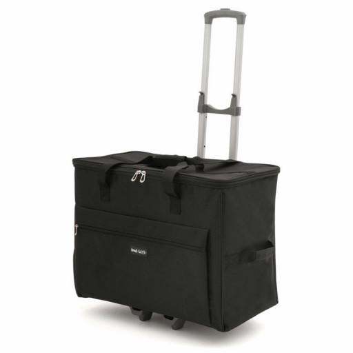 Trolley XXL Noir pour Transport de Machines à coudre / Brodeuses / Surjeteuses