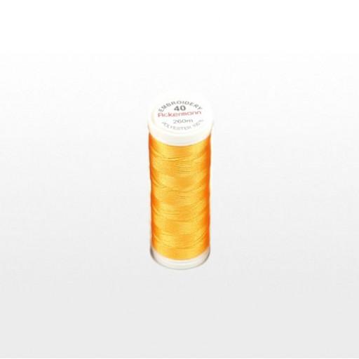 Bobine de fil à broder ACKERMANN 260m - Couleur 2810