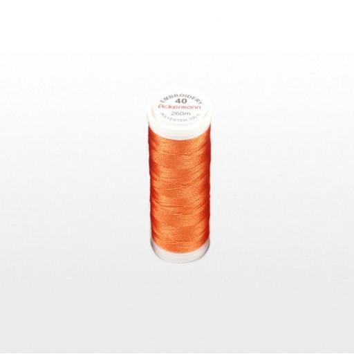 Bobine de fil à broder ACKERMANN 260m - Couleur 2816