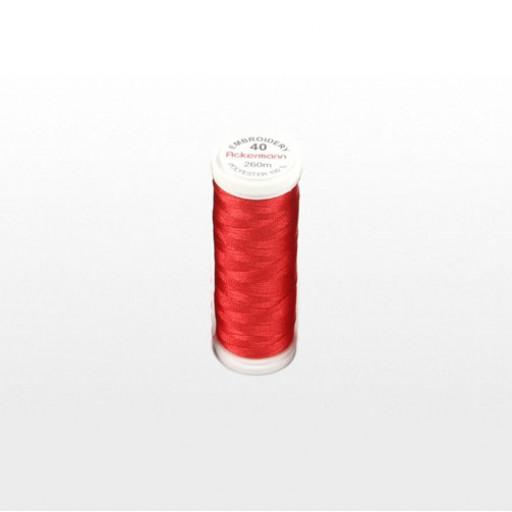 Bobine de fil à broder ACKERMANN 260m - Couleur 2820