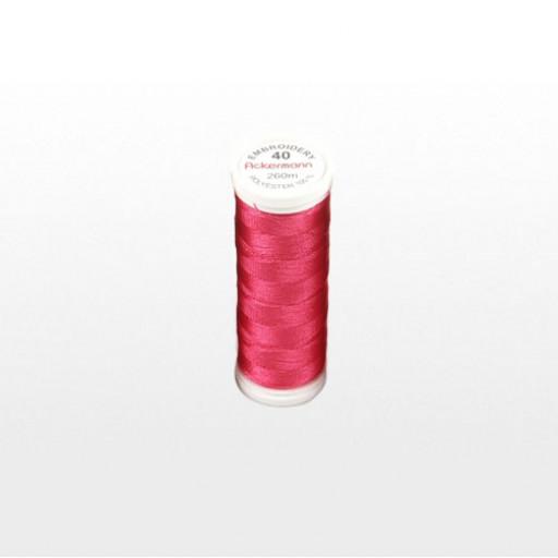 Bobine de fil à broder ACKERMANN 260m - Couleur 2830