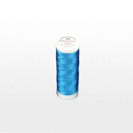 Bobine de fil à broder ACKERMANN 260m - Couleur 2854