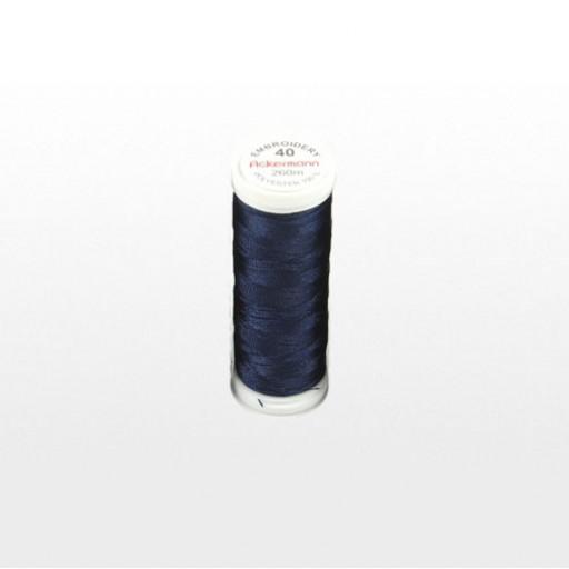 Bobine de fil à broder ACKERMANN 260m - Couleur 2860