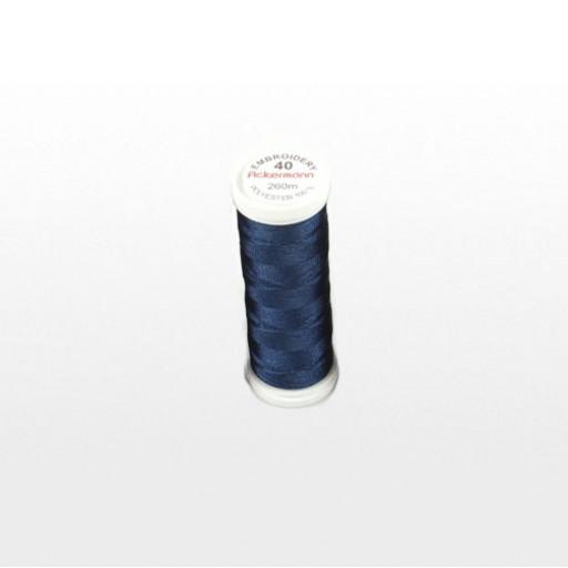 Bobine de fil à broder ACKERMANN 260m - Couleur 2861
