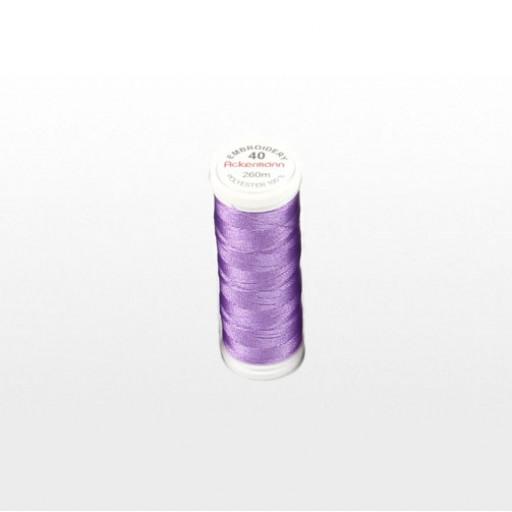 Bobine de fil à broder ACKERMANN 260m - Couleur 2862