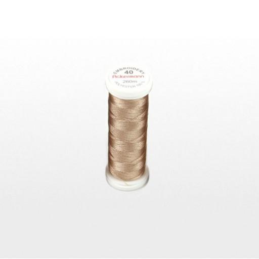 Bobine de fil à broder ACKERMANN 260m - Couleur 2883