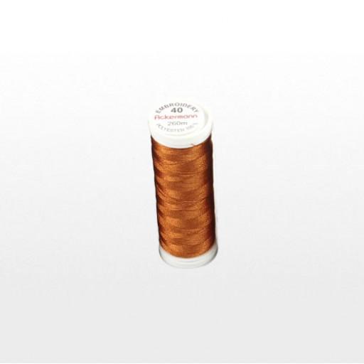 Bobine de fil à broder ACKERMANN 260m - Couleur 2885