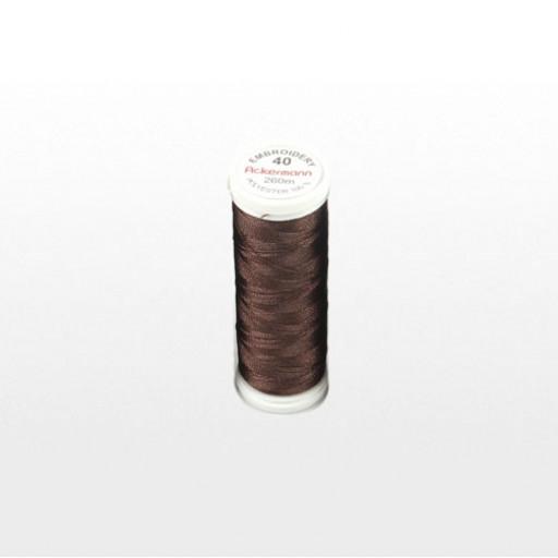 Bobine de fil à broder ACKERMANN 260m - Couleur 2890