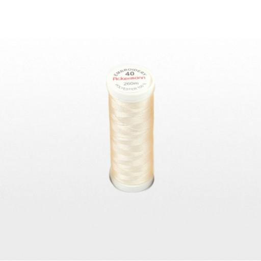 Bobine de fil à broder ACKERMANN 260m - Couleur 2951