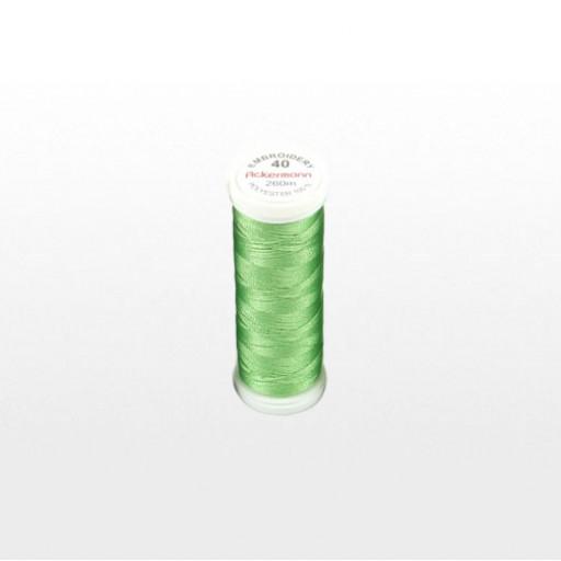 Bobine de fil à broder ACKERMANN 260m - Couleur 3562