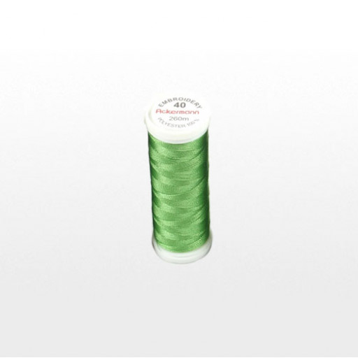 Bobine de fil à broder ACKERMANN 260m - Couleur 3619
